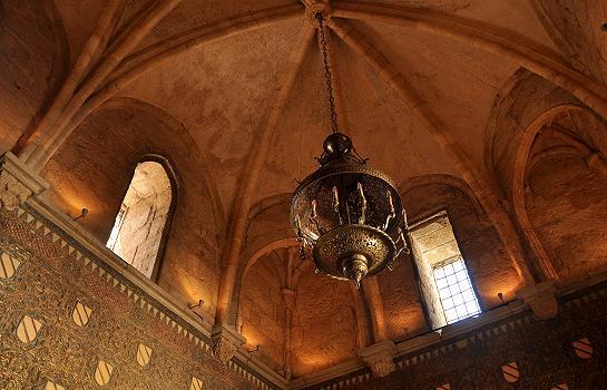 La cappella di toufik e troppo grande